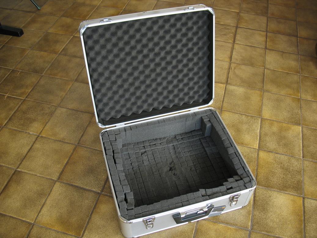 ...passend ausgeschnitten für den EH-TW3200
